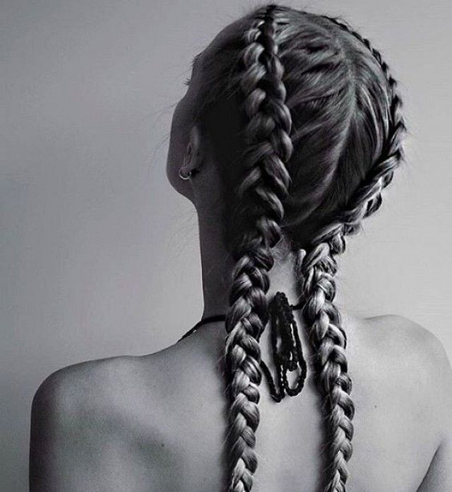 123 best boxer braids images on pinterest cute hairstyles