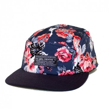 Augusta 3 - 5 Panel Camp Hat from Ampal Creative $54