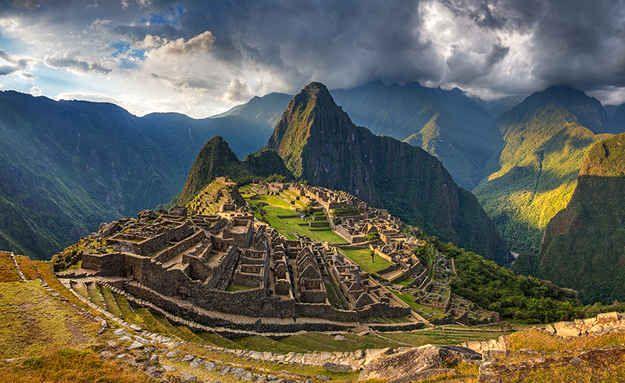 Machu Picchu (Peru) | 31 Breathtaking Photos Of Abandoned Locations