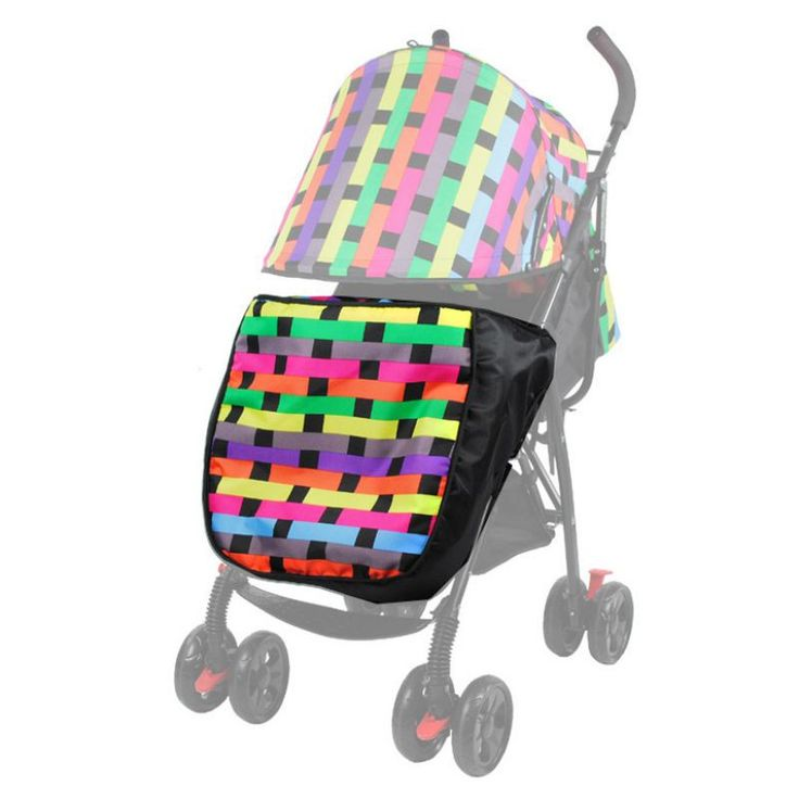 1pc Useful Kid Pram Stroller Cover Footmuff Toes Buggy Pushchair Warmer Accessories