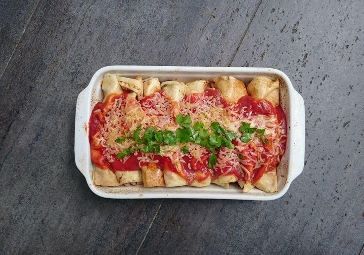 Burrito meksykańskie - Jest Pięknie