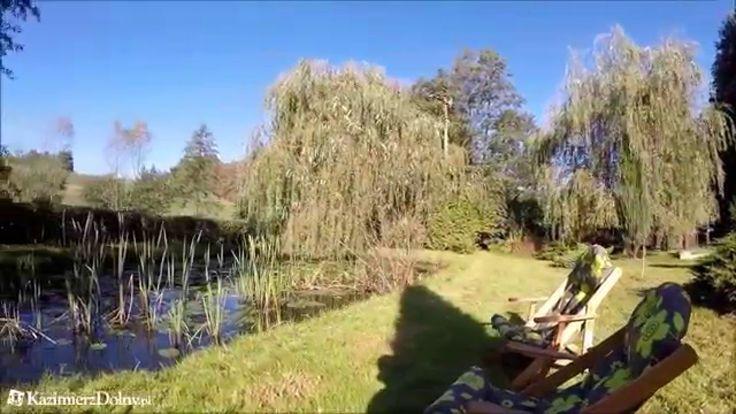 Odpoczynek nad Potokiem, Kazimierz Dolny / Poland #poland #kazimierzdolny #travel #movie
