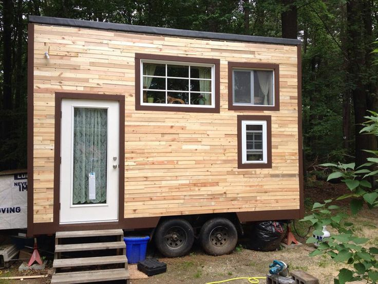 Little Houses On Wheels 196 best tiny house on wheels images on pinterest | small houses