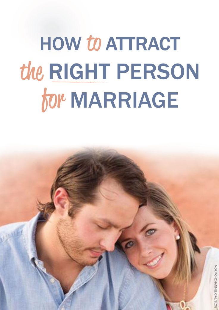 A fresh perspective on attracting the right person for you. | #tips #lds #christian