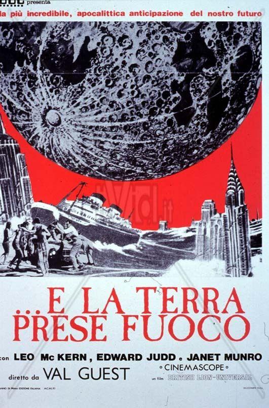 ...e la terra prese fuoco (the day the earth caught fire) 1961