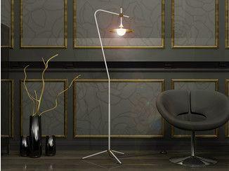 Floor lamp with direct light S-1 - intueri Light