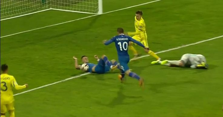 Sep 5, 2017 at 6:01p ET   Full match highlights between Iceland and Ukraine.  More Soccer Videos    Republic of Ireland falls to Serbia at World Cup qualifying 15 mins ago     Immobile scores opening goal for Italy vs. Israel | 2017 UEFA World Cup Qualifying Highlights 15 mins ago     Italy...