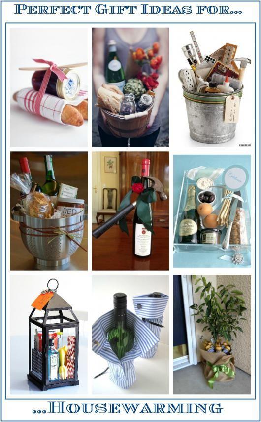 Ideen für Gastgeschenke und Housewarming Gifts