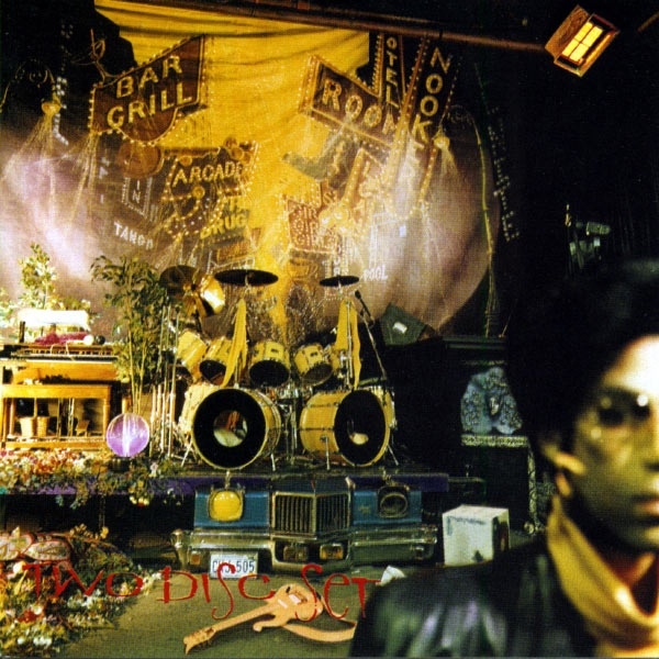 """Prince-Sign 'O' The Times. Took some getting used to but turned out to be one of my favorite albums of the 80's. And it reminds me of the Dave Chappelle skit where Prince plays basketball with Eddie Murphy's brother, which is good. Shoot the J. Favorite Track: """"If I Was Your Girlfriend"""""""
