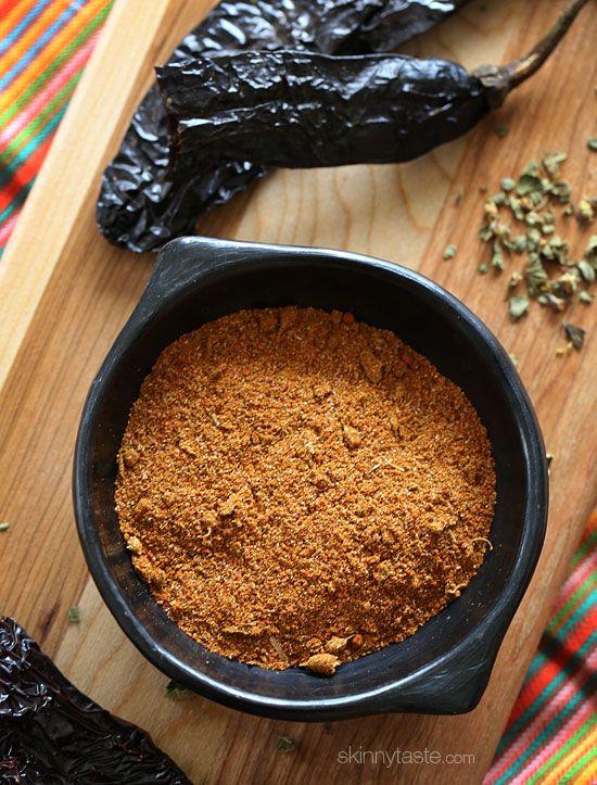 Aarons Mexican Dry Adobo Seasoning recipe | Skinnytaste