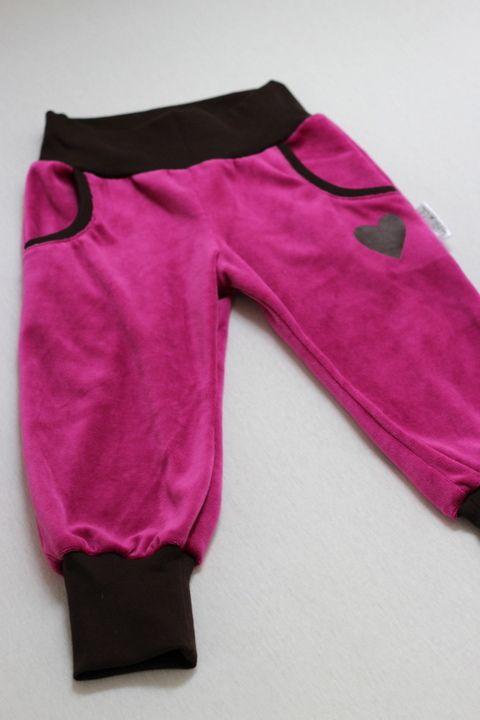 LaRaLiL: Bukser med indvendige lommer - DIY
