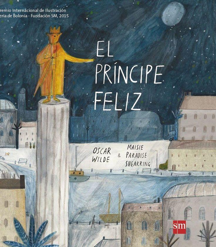 El príncipe feliz : cuento para niños / Oscar Wilde [N WIL prí/r] Conto no que un príncipe, agora morto, do que só queda unha luxosa estatua, decide facer un pacto cunha andoriña e prescindir das riquezas que o adornan para aliviar a pobreza dalgúns dos seus súbditos. #BDrecomenda