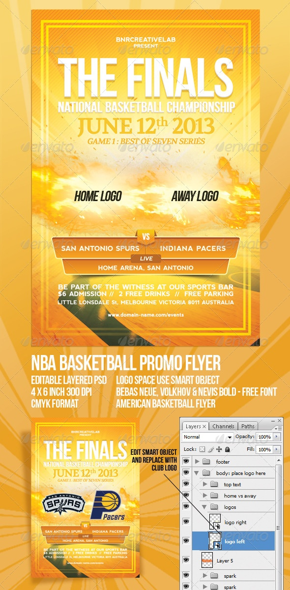 Best Flyer Images On   Basketball Font Logo And Netball
