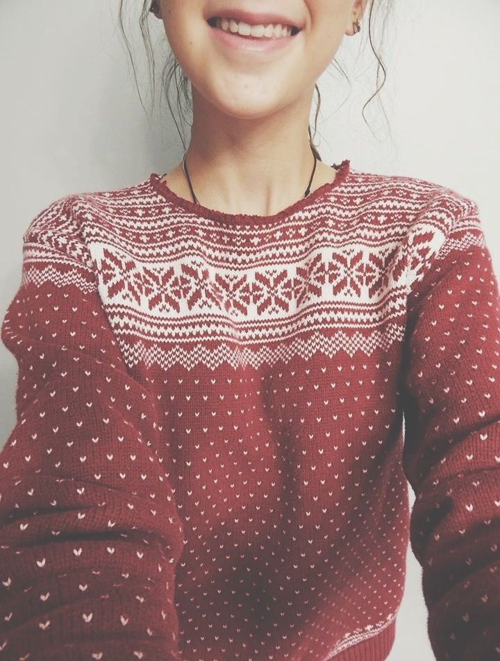 Christmas sweaters❤