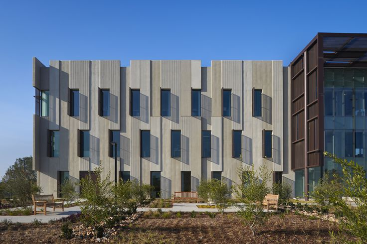 Tca Award Profile Ucsd East Campus Office Building