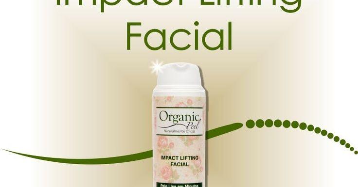 Impact Lifting Facial Organic Peel - A Organic Peel possui um sistema de produtos que aplicados simultaneamente proporcionam um tratamento natural de extrema eficácia para sua pele. Todos os produtos Organic Peel são livres de BENZOFENONA e PARABENO. Os nossos produtos são totalmente orgânicos e preparados exclusivamente com Ervas Nacionais e Importadas. Por serem produtos Naturais, não têm contra indicações, não causam alergias e podem ser aplicados em qualquer tipo de pele...
