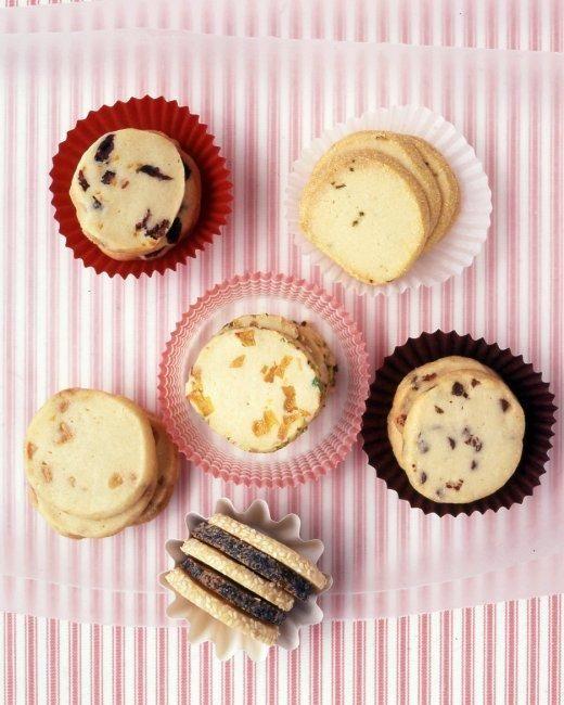Icebox Shortbread RecipeIcebox Cookies, Shortbread Recipe, Shortbread Cookies, Cookies Recipe, Martha Stewart, Baking, Iceboxshortbread, Icebox Shortbread, Cookie Recipes