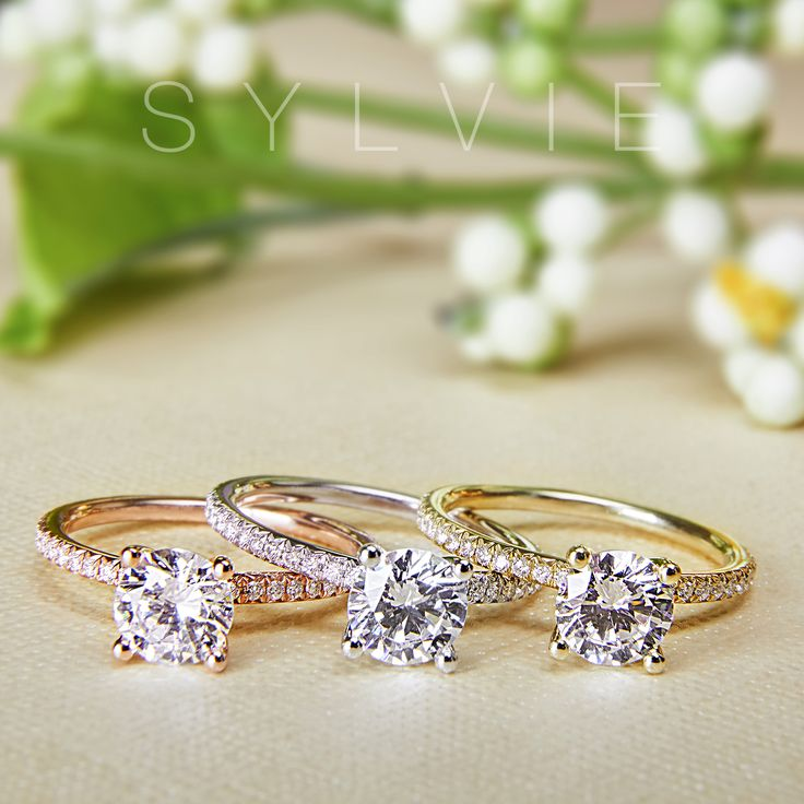 98 best Solitaire Engagement Rings images on Pinterest