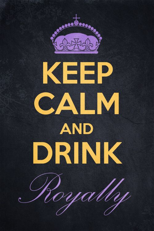My fav alcohol....Crown Royal #crownroyal #keepcalm #royal #drink