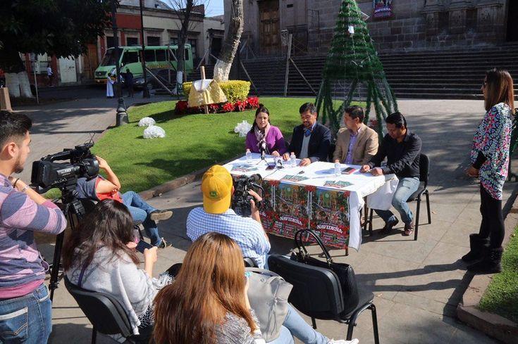 En rueda de prensa, el director de Patrimonio, Juan Carlos Mata García, resaltó que una de las principales encomiendas del alcalde Alfonso Martínez es la de apoyar este tipo de eventos que resaltan la belleza de cada uno de los rincones de la Ciudad de la Cantera Rosa