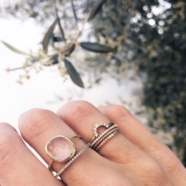 12 griffes de bijoux délicats: Leah Alexandra - Les griffes de bijoux délicats qu'on aime