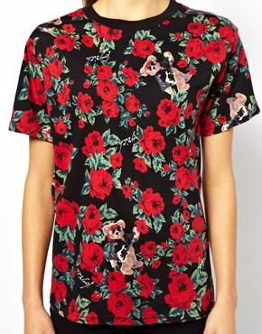 Immagine 3 di Joyrich - Rock N Rose - T-shirt