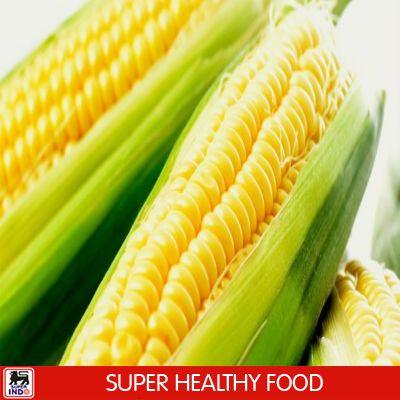 Jagung manis kaya akan karbohidrat protein, vitamin C, folat, niasin dan thiamin, serta kandungan lemak yang rendah. Baik bagi penderita disenteri atau pendarahan saat buang air besar.