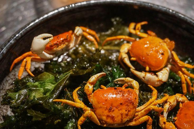 Crisp Seaweed & Crabs - The Walrus - Hong Kong