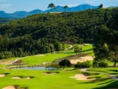 Golf in the Area:  The Garden Route is home to some of South Africa's most renound golf courses. Some of these courses are, Pezula and Simola in Knysna, Fancourt in George and Oubaai in Herolds Bay.