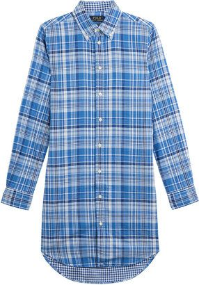 Polo Ralph Lauren Christine Cotton Shirt Dress - Shop for women's Shirt -  Shirt