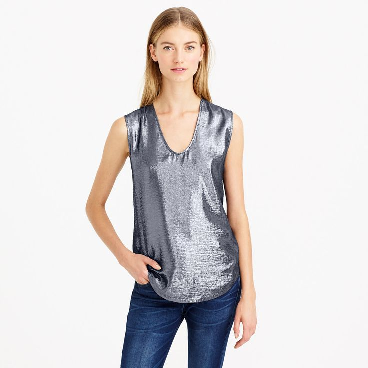 layer with metallic.