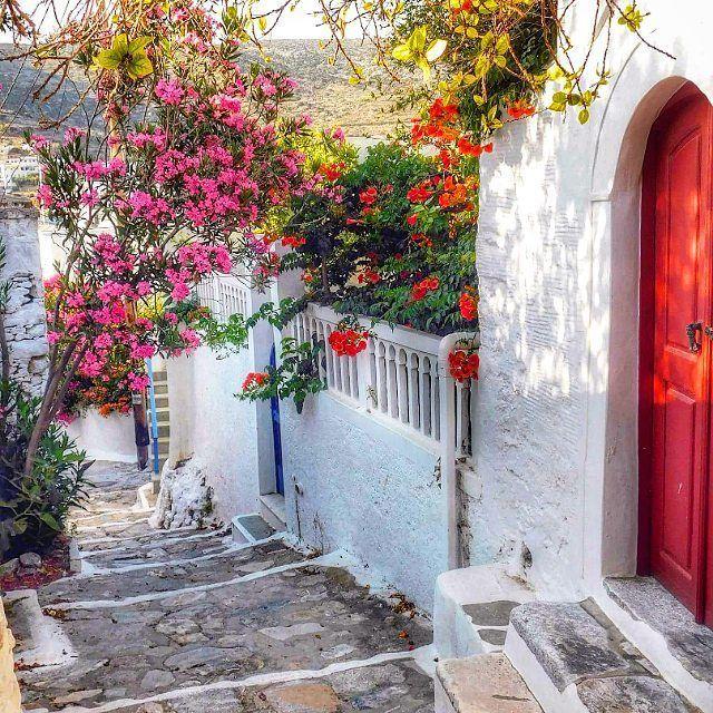 Katapola, Amorgos island, Greece