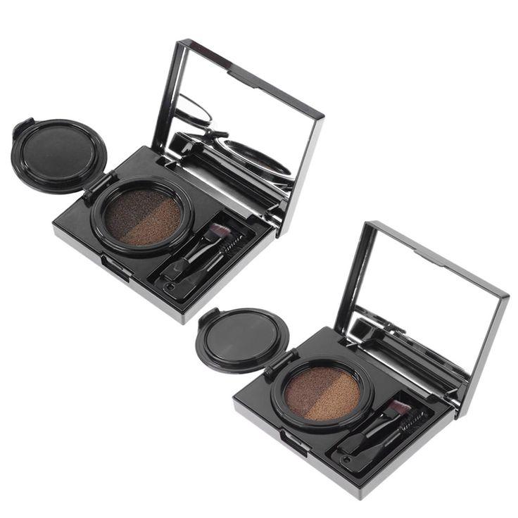 Eyebrow Enhancers Eyebrow Powder Eye Makeup Double…