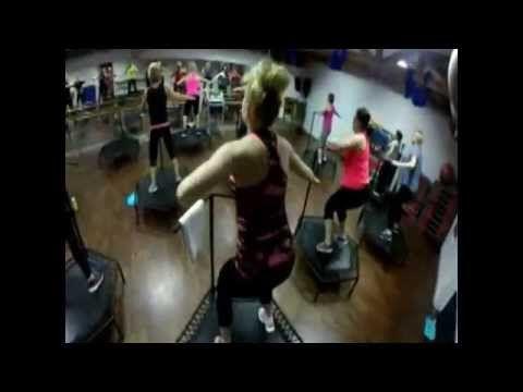 Klub Strefa - Fit and Jump  #sport #fitness #smile #jump #trampoline #club