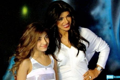 "Gia Giudice reveals that her mom Teresa Giudice is ""doing amazing"" in prison; shares how the family is coping in the RHONJ star's absence."