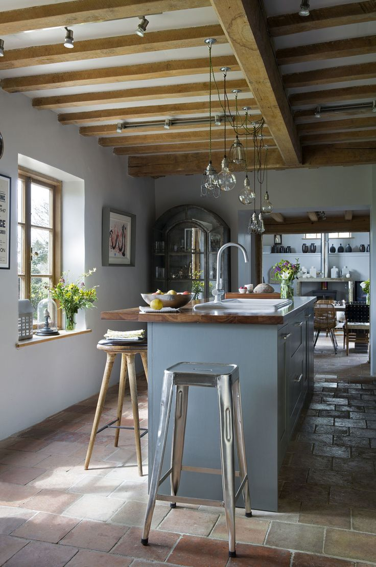 This Norfolk cottage boasts a natural yet quirky interior