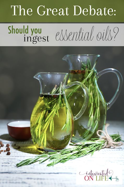 Ingesting essential oils is pretty controversial. So, should you ingest them? What are the pros and cons? Is it worth it?