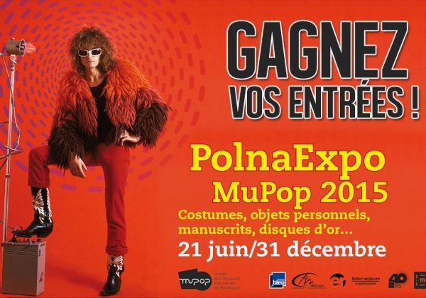 PolnaExpo au MuPop : Gagnez vos entrées !