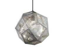 Tom Dixon Etch Shade Stainless Steel
