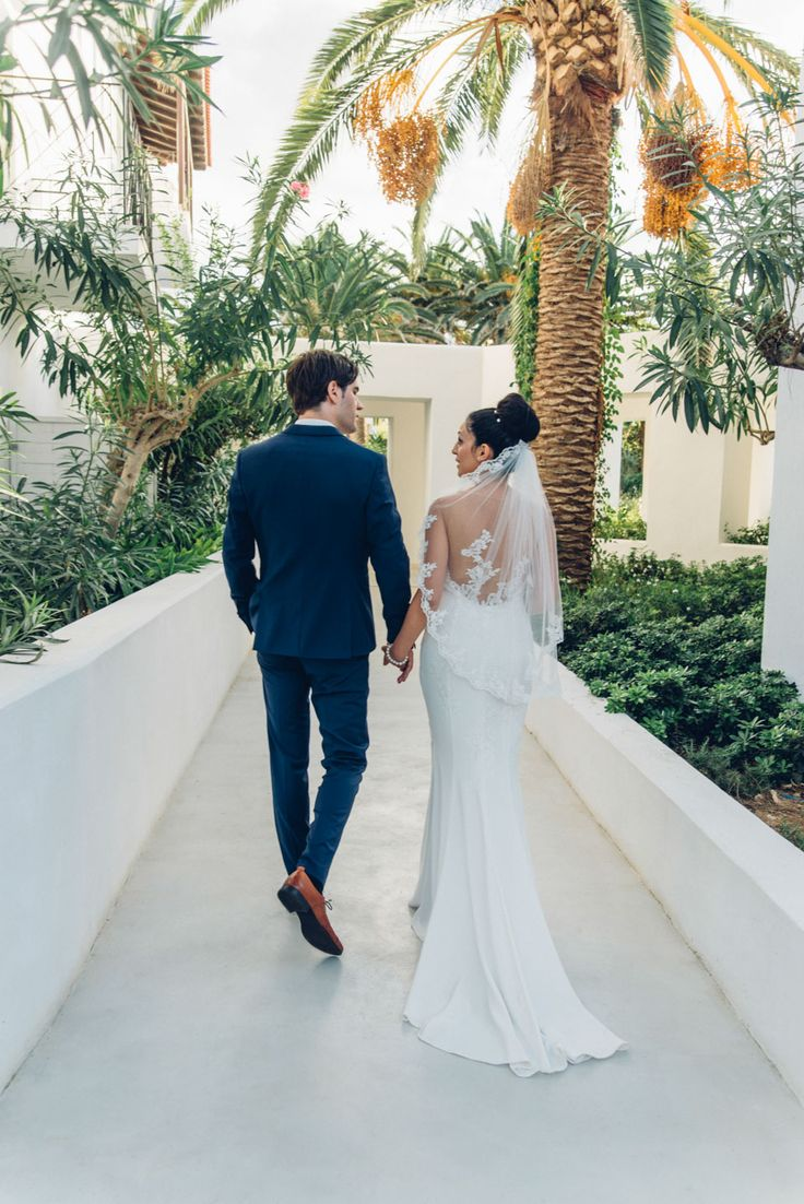 Wedding in Rethymno, Crete. Picture by paulinaweddings.com #weddingincrete