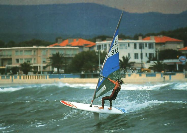 Might as well ...... - Windsurfing Pioneers also on facebook and Twitter - Vintage old retro Windsurfing