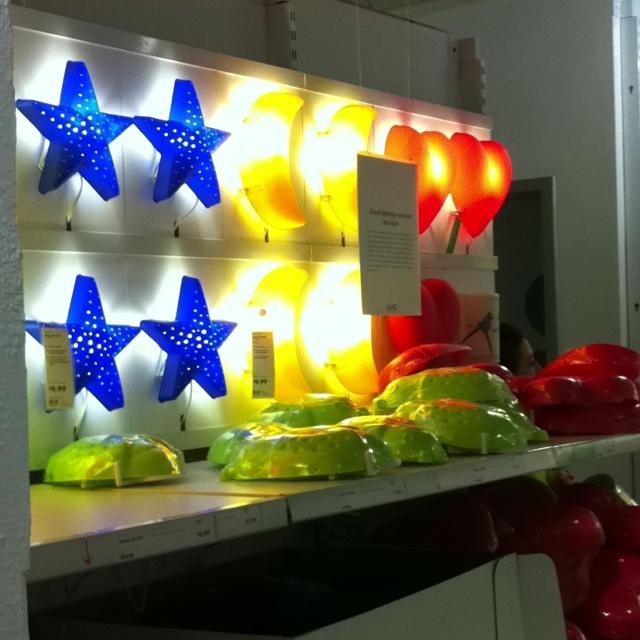 All sorts of fun kids lamps