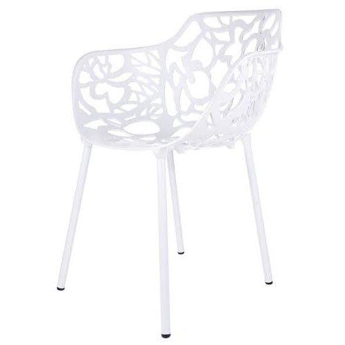 Hoe tof is deze stoel! Zowel buiten als binnen te gebruiken en ook nog eens stapelbaar!  En de prijs....? 169 euro per stoel, ook nog eens betaalbaard dus!  Echt een van mijn favorieten voor de nieuwe inrichting van ons huis!  afmetingen: Hoog 80 cm Breed 62 cm Zithoogte 44 cm Armleuninghoogte 68,5cm