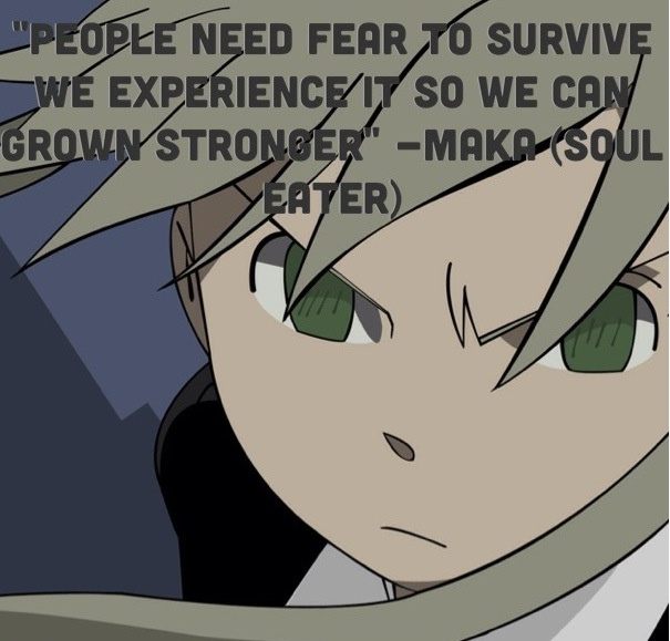 soul eater quote