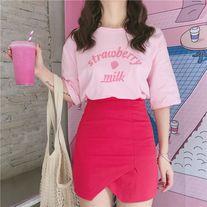 Strawberry Milk Tee