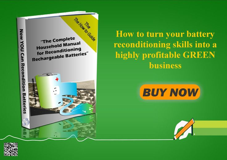 How to turn your battery reconditioning skills into a highly profitable GREEN business http://1739fw19qod01pegq2zad97e7u.hop.clickbank.net/?tid=ATKNP1023