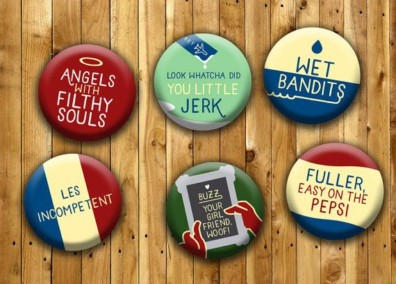 Home Alone Home Alone magnets Home Alone  Set 1 by thebilltv