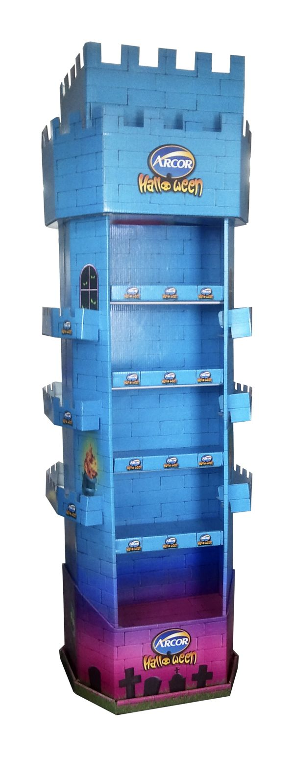 Arcor - Castle Tower - Cardboard on Behance