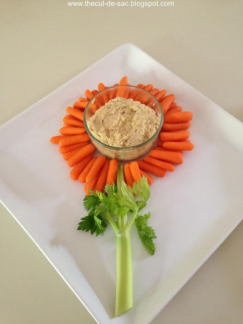 the cul-de-sac: Healthy Daisy Scout Snacks