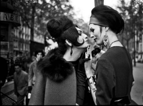These beautiful photographs of transgender women, in Paris from the late 1950s and early 1960s were taken by Swedish photographer Christer Strömholm